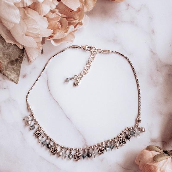 Brighton beaded necklace